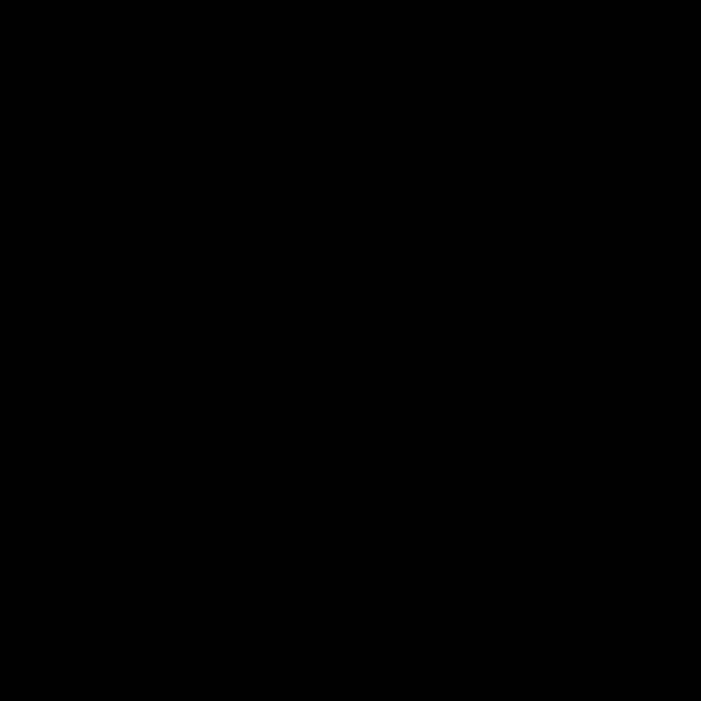 Stenskiva 57 cm | svart